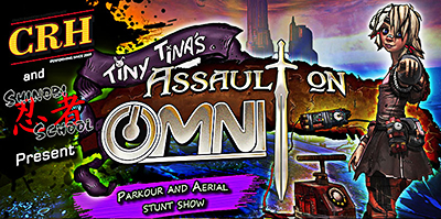 OMNI EXPO 2016 - CRH and Shinobi School Present: Assault on OMNI!