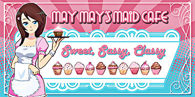 OMNI EXPO 2016 - May May's Maid Cafe