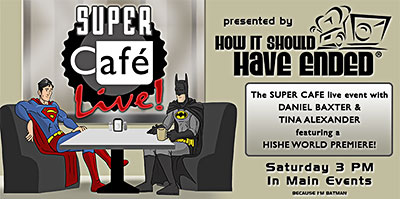 OMNI EXPO 2016 - HISHE Presents: The Super Cafe